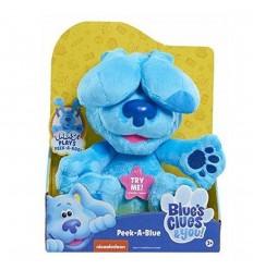 Blue's Clues & You! Barking Bean Plush BLUE