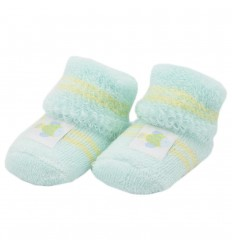 Medias para bebé prematuro - Verde