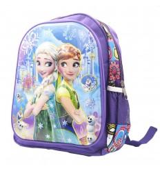 Maleta mediana para niña -Ana y Elsa 3D