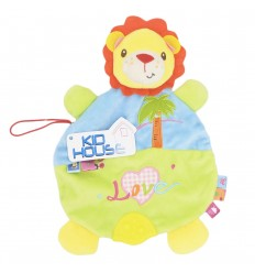 Muñeco de apego para bebé - Leon