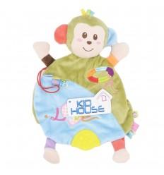 Muñeco de apego para bebé - Mico
