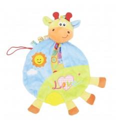 Muñeco de apego para bebé - Jirafa