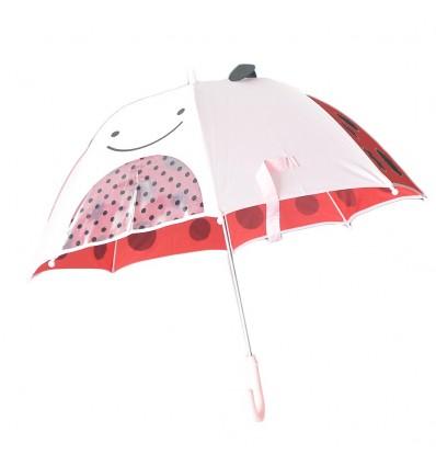 Sombrilla para niños diseño de Mariquita