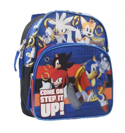 Maleta pequeña para niño- Sonic