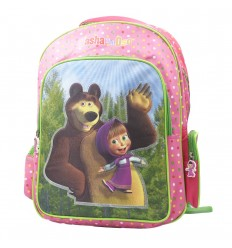 Maleta grande para niña - Masha y el oso