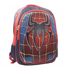 Maleta grande para niño hombre araña 3D