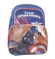 Maleta grande team capitan america Azul