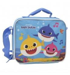 Lonchera para niña - Azul Baby Shark