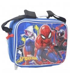 Lonchera para niño- Spider Man Azul