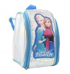 Lonchera para niña - Frozen lentejuelas