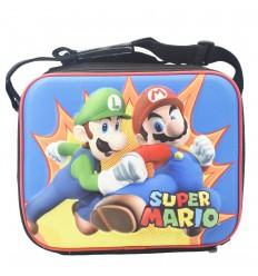 Lonchera para niño - Super Mario 3D