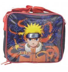 Lonchera para niño - Naruto- Negro