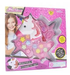 Kit de maquillaje para niña - Unicornio