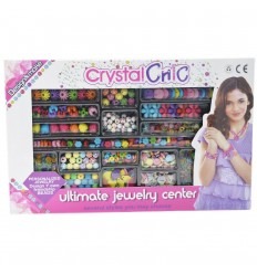 Kit De Piedras De Bisutería Crystal Cric Pulseras niñas