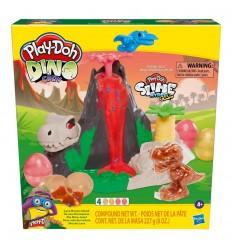 Play-doh Dino Isla Volcan - Slime