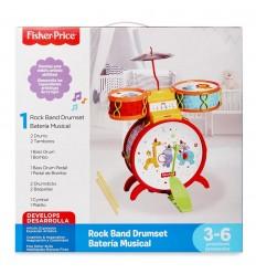 Batería Musical para niños - Fisher Price