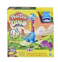 Set Dino Cuello Largo - Play-Doh