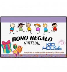 Bono de regalo virtual $50.000