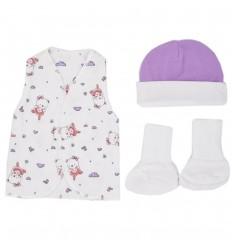 Set de ropa UCI para bebé prematura- ositas
