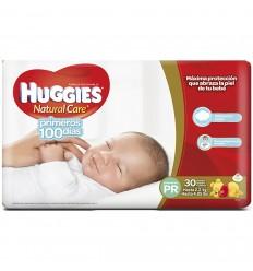 Pañales Huggies Prematuro (30 unidades)
