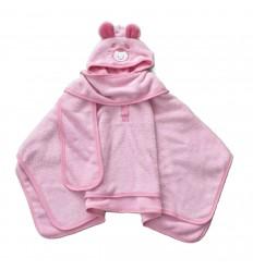 Ruanas de animalitos para bebés