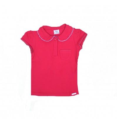 Camisa roja para niña