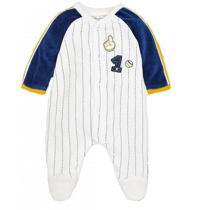 pijama para bebé niño mayoral - rayas azul c5a03a6bd232