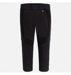 pantalon para niña - negro elegante