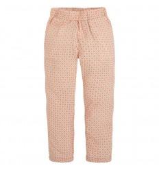 pantalon pra niña - estampado rosa