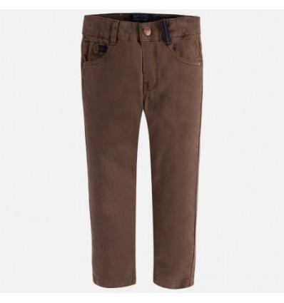 pantalon para niño - color marron