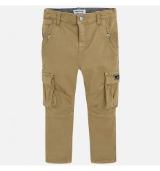 pantalon para niño - tostado