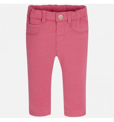 Pantalon niña combinado
