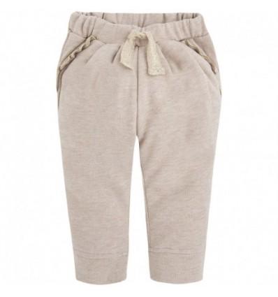 pantalon para niña - dorado