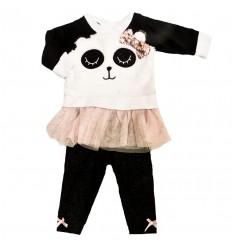 conjunto-para-niña-panda