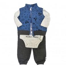 conjunto-para-bebe-niño-mickey-azul
