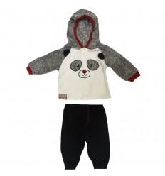 conjunto para bebe - panda