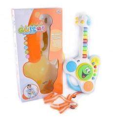 juguete didactico - guitarra