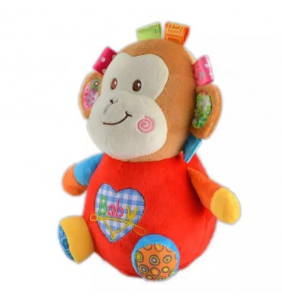 juguete - jolly baby mono