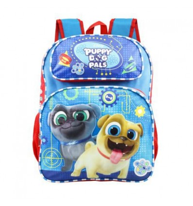maleta infantil - puppy dog