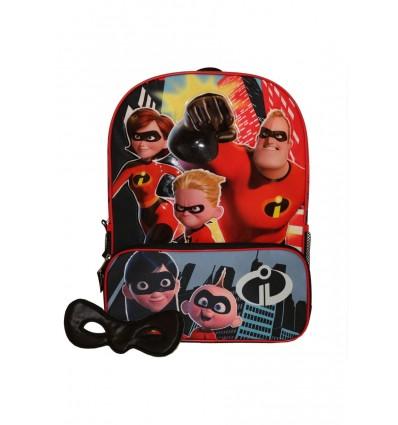 maleta para niño - los increibles con antifas