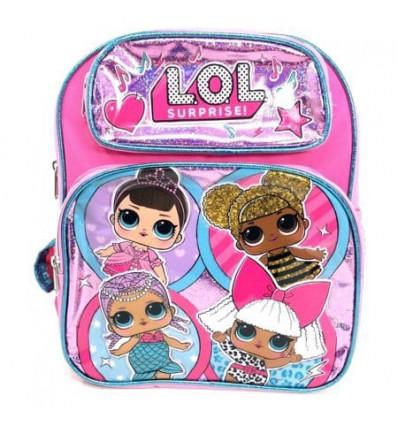 maleta para niña - lol circular
