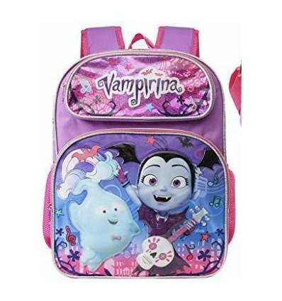 maleta para niña - vampirina fantasmita