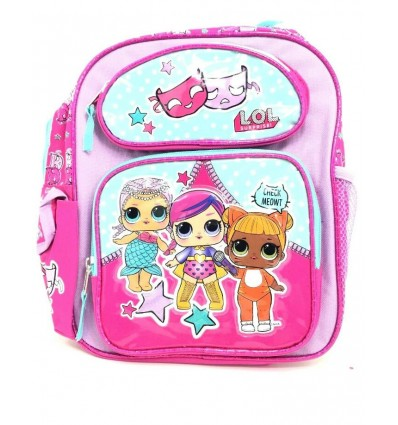 maleta para niña - lol check meowt