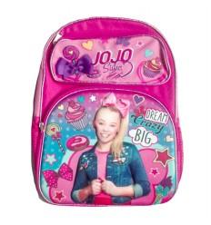 maleta para niña - jojo silva rosa candy