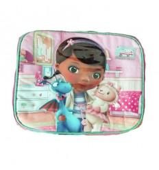 lonchera para niña - doctora juguetes