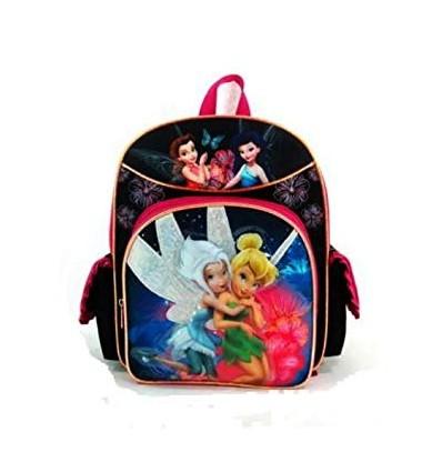 maleta para niña - tinkerbell negra