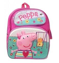 maleta para niña - peppa pig pequeña