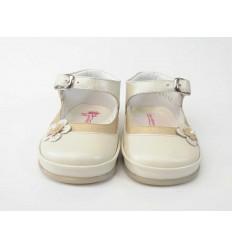 Zapato Beige (caminadores, no tuerce)
