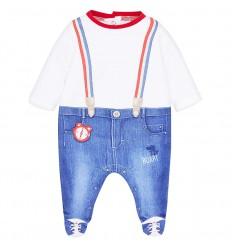 Pijama para bebé, Pinguino