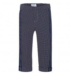 Pantalón largo banda lateral niña
